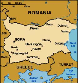 Bulgaria Map Collection Best Maps Of Bulgaria Maps Of Sofia