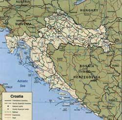 Harta  Elvetia